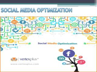 VertexPlus Social media optimization services