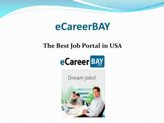 Job Vacancies in Florida | eCareerbay Career USA