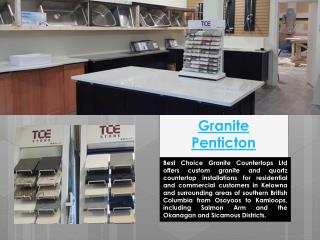 Granite Penticton
