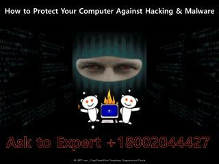 How to Protect Your Computer Against Hacking & Malware