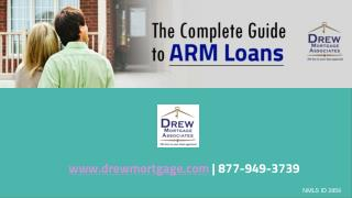 Consumers Guide To Adjustable Rate Mortgages