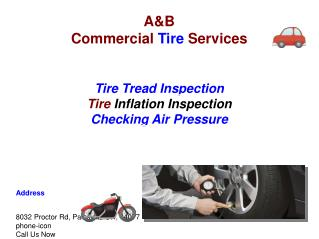 24 Hour mobile tire service and Commercial tire repairs Painesville, Chardon and Hamden OH