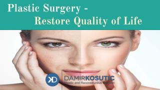 What is Plastic Surgery? Specialist in Manchester