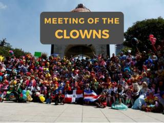 Meeting of the clowns