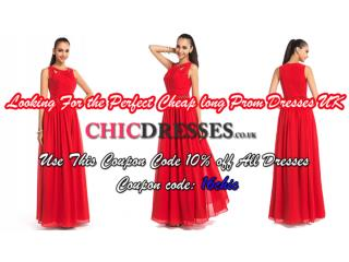 Looking for the perfect cheap long prom dresses uk
