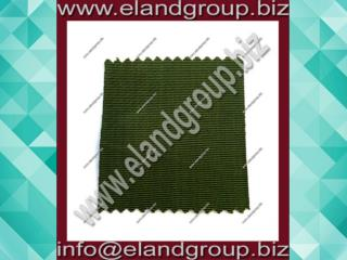 Forest Green Dakota Moire Wired Craft Ribbon