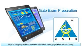 GATE Exam Preparation App