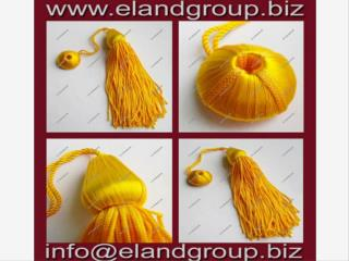 our complete range is as below.Bullion Wire Tassel Supplier, Decorative Bullion Tassel Supplier, Metallic Bullion Tassel