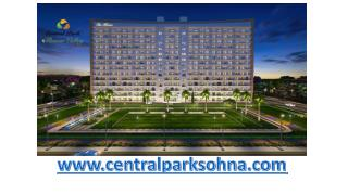Central Park 3 | The Room | Sector 32-33 Sohna | South of Gurgaon