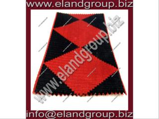 Red and Black Diamond Regalia Ribbon