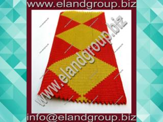 Red and yellow diamond Royal Arch Regalia Ribbon