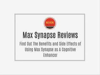 Max Synapse Reviews