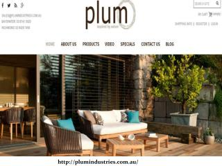 Buy Outdoor Furniture Melbourne