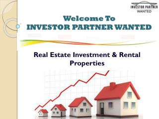 Investing In Real Estate In USA