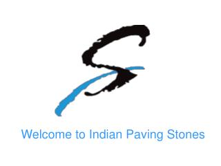 Indian Paving Stones