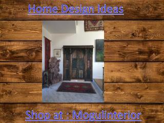 Home Design Ideas for Mogulinterior