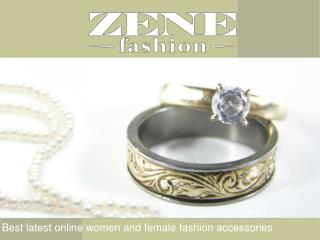 Jewelry and accessories for women, Zene Fashion