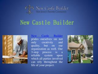 NJbuilders Renovation and maintenance Expert