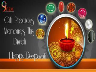Gift Precious Memories This Diwali