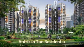 Antriksh the residentia