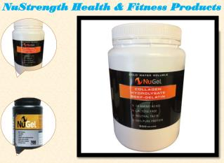 Collagen Hydrolysate Pure Gelatin Powder
