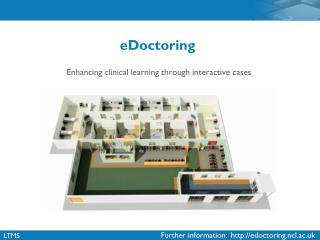 Enhancing clinical learning through interactive cases