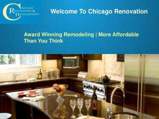Chicago Bathroom Remodeling Contractor