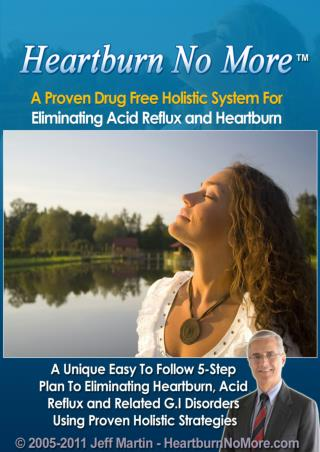Heartburn No More PDF Download - Jeff Martin eBook