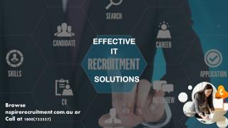 Get Talented Personnel With Nspire Recruitment
