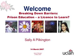 Breaking Down Barriers: Prison Education – a Licence to Learn?