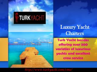 Turkey Private Charters