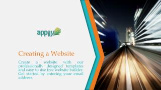 Website Builder: Create a Free Website - Appily