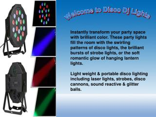 Disco Light