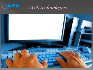 iWebTechnologies website design and development