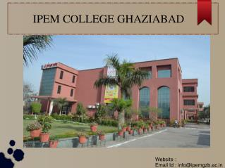 MBA college in Ghaziabad NCR