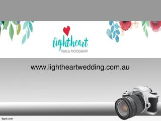 Professional Sydney Wedding Photography and Videography