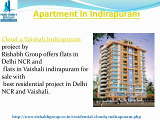Cloud 9 Indirapuram Luxury Apartments