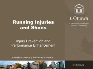 Running Injuries and Shoes