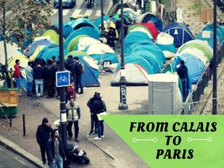 From Calais to Paris