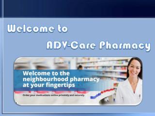Discount canadian prescription drugs
