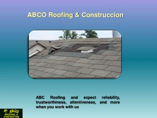 Beaumont Roofing Services