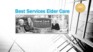 Best Services Elder Care