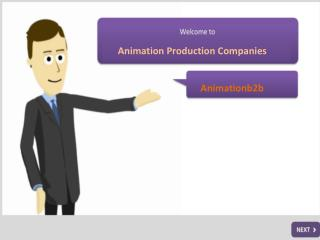Explainer Video Production Companies | AnimationB2B
