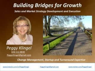 Building Bridges for Growth by Peggy Klingel