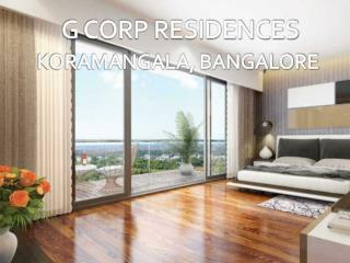 Lavish Abodes by G Corp Residences in Bangalore - Call: ( 91) 9953 5928 48