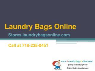 Buy Laundry Bags Online - Stores.laundrybagsonline.com