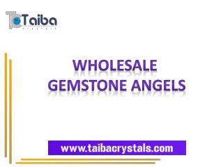 Wholesale Gemstone Angels Suppliers