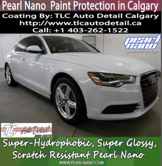 Pearl Nano Ceramic Coatings in Canada - TLC Auto Detail Calgary