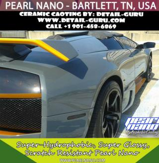 Pearl Nano Coatings - Super Hydrophobic Nano Coatings Performed by Detail Guru
