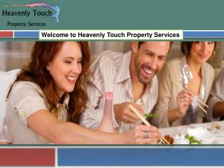 Welcome to Heavenly Touch Property Services